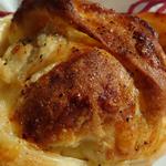 リトルマーメイドの瀬戸内レモンとチキンのパンと愛媛あまなつロールを食す
