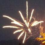 尾道住吉花火まつりに行ってきたが花火の写真はほとんど撮れなかった