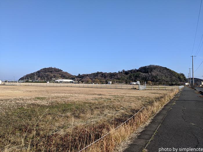 寄島町の三郎島